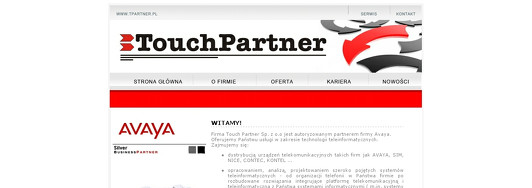TOUCH PARTNER SP Z O O