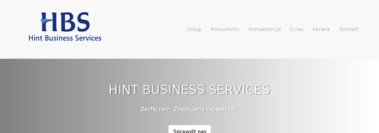 HINT BUSINESS SERVICES SP Z O O