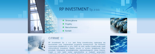 RP INVESTMENT SP Z O O
