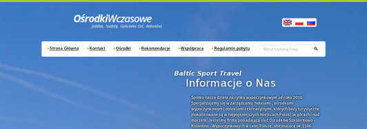 BALTIC SPORT TRAVEL SP Z O O