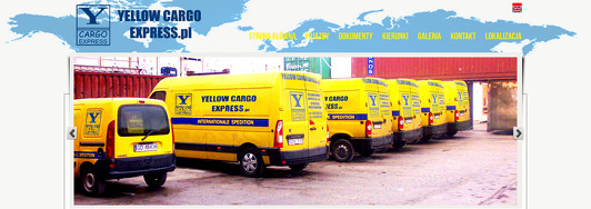 YELLOW CARGO EXPRESS SP Z O O