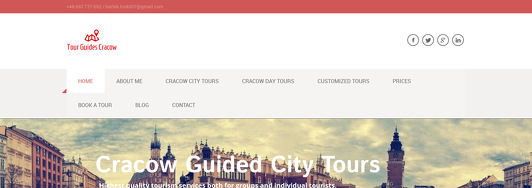 Tour Guides Cracow