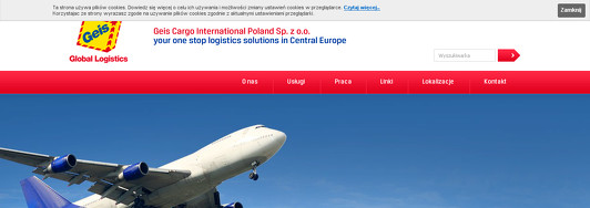 GEIS CARGO INTERNATIONAL POLAND SP Z O O