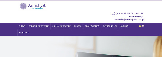Radiology Therapeutic Center Poland Sp. z o. o.