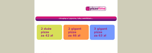 PIZZA TIME SP Z O O