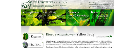 Yellow Frog sp. z o.o.